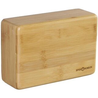 Yoga Block Bambus