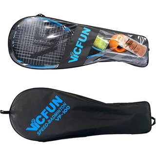 Vicfun Speed Badminton Set 100 Field Premium