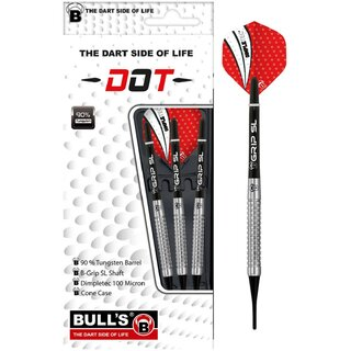 BULLS Dot D5 90% Tungsten Soft Dart
