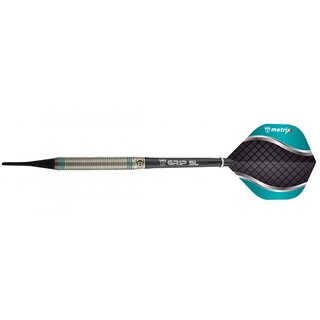 BULLS Artos AR1 Softdart, Mint 80% Tungsten 20 Gr.