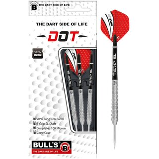 BULLS Dot D2 90% Tungsten Steel Dart