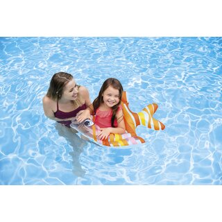 Intex Schwimmring Fisch orange